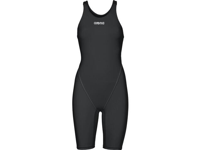 arena Powerskin St 2.0 Short Leg Open Full Body Suit Damen black
